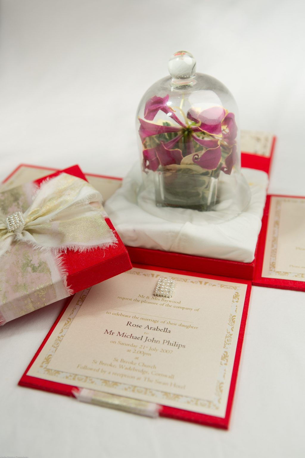 Luxury-wedding -stationery - ER Stationery - Luxury Silk Wedding ...