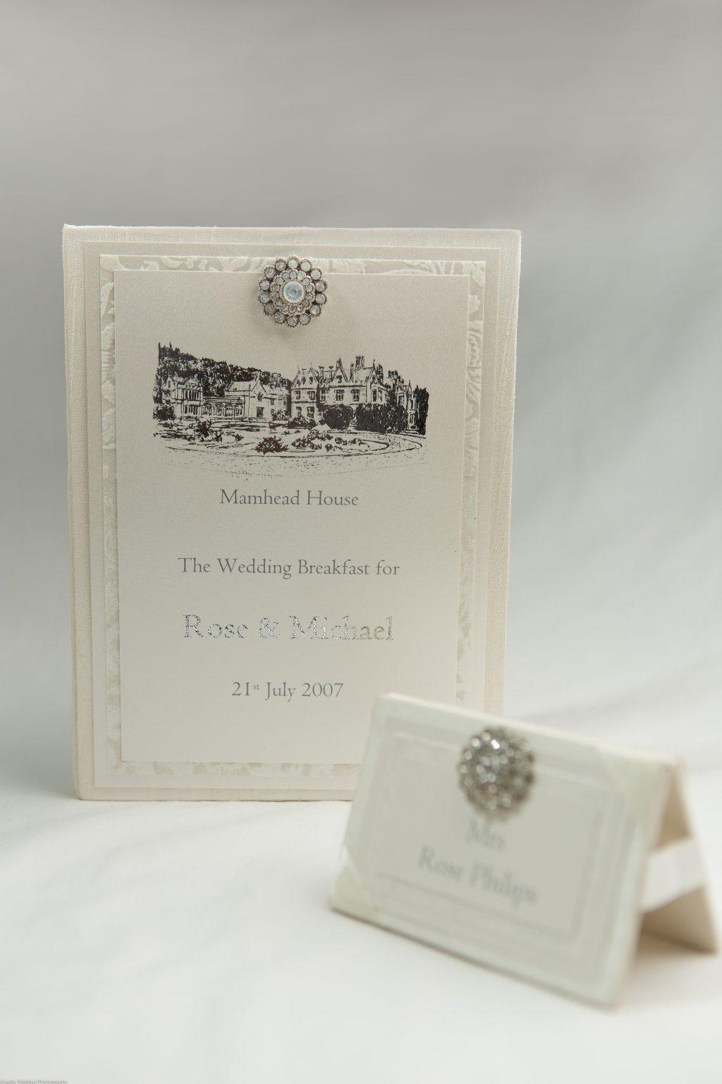 Silk Book Folio - ER Stationery - Luxury Silk Wedding Invitations ...